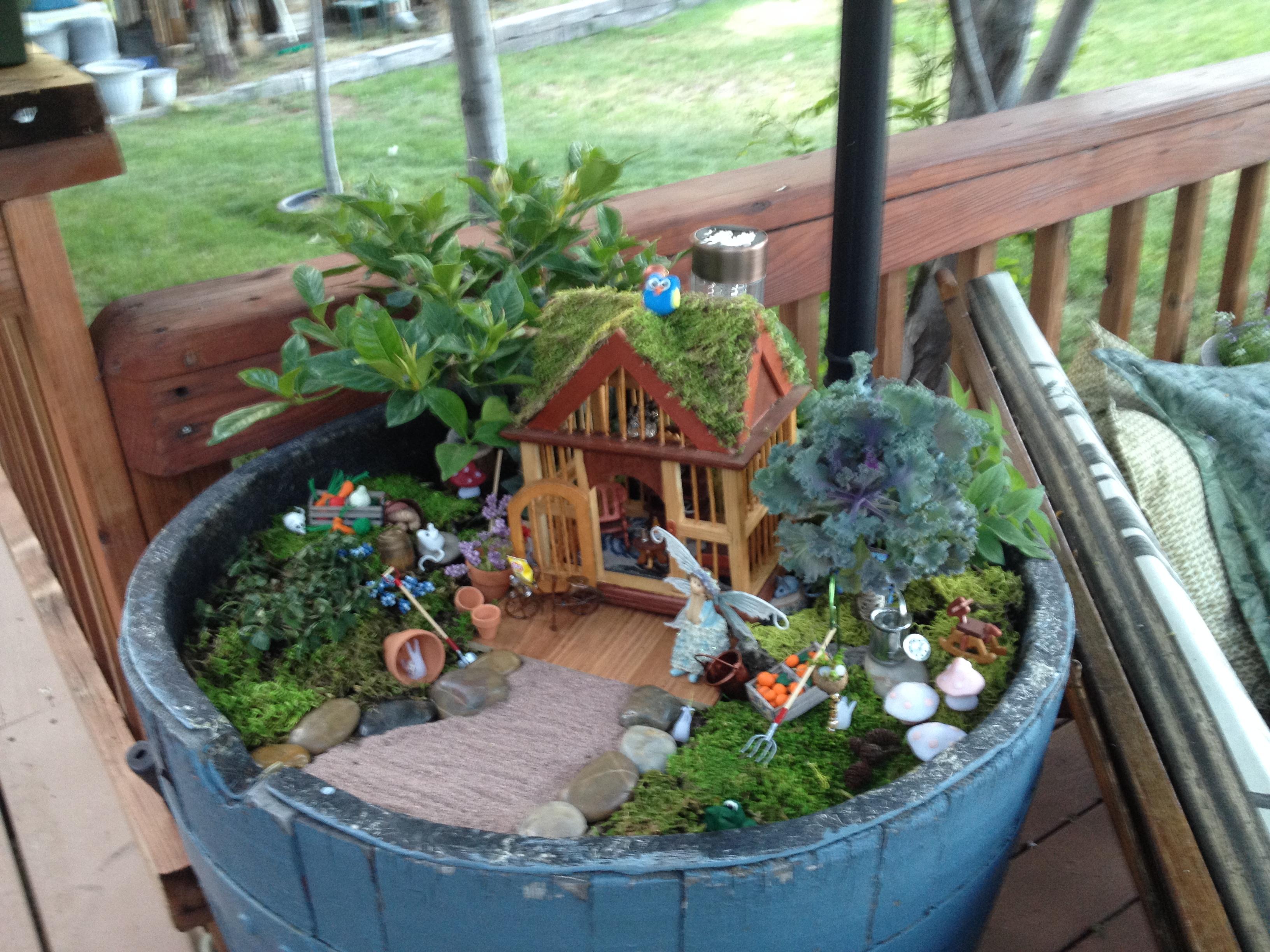 Fabulous Fairy Gardens Ii Msdebbie2u